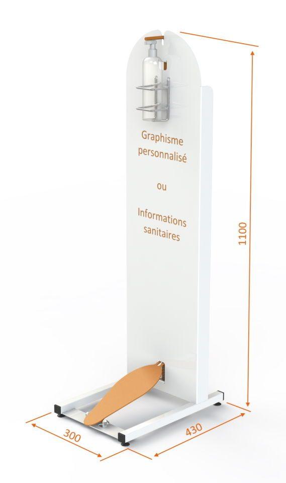 Distributeur de Gel / Savon
