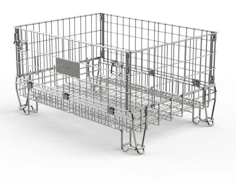 CONTAINER STANDARD COMPACT 1/2 H