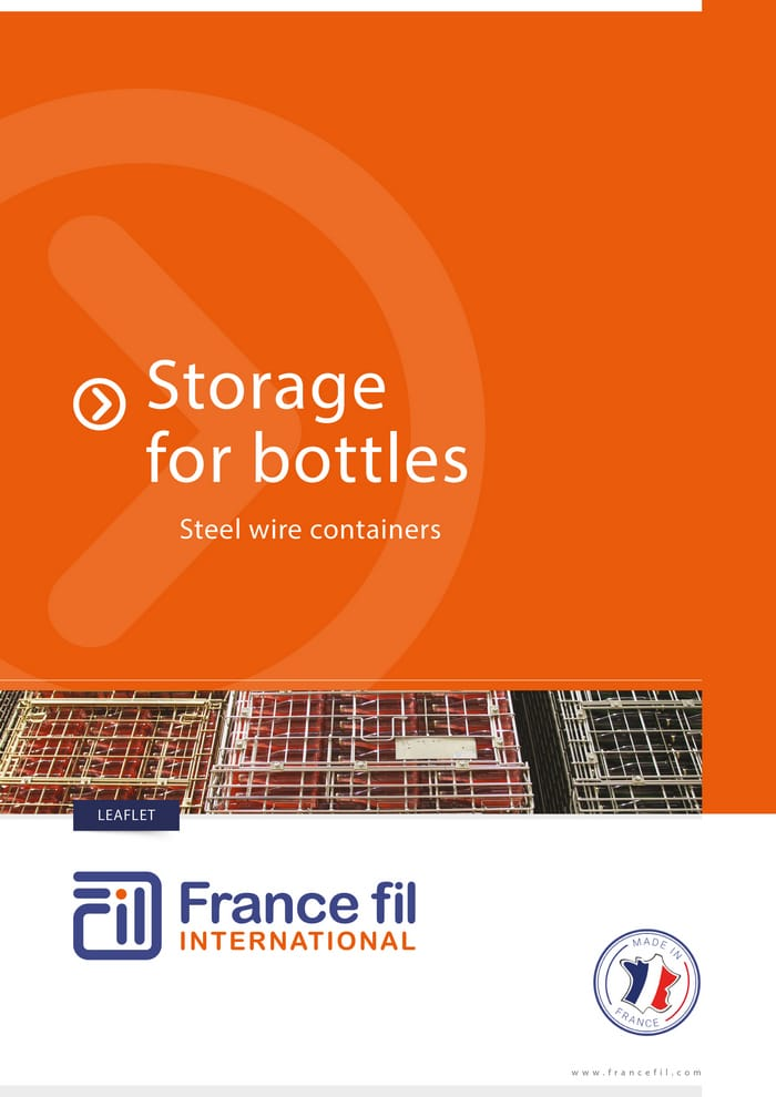 Storage for bottles