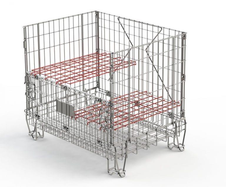 Accessoires container