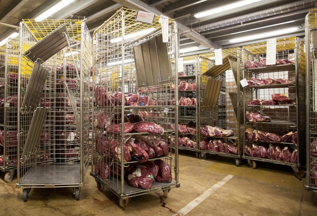 Inventor of the trolley for meat, France fil is at the forefront of food storage and transport