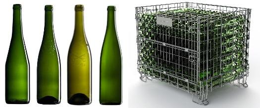 Regional standards container