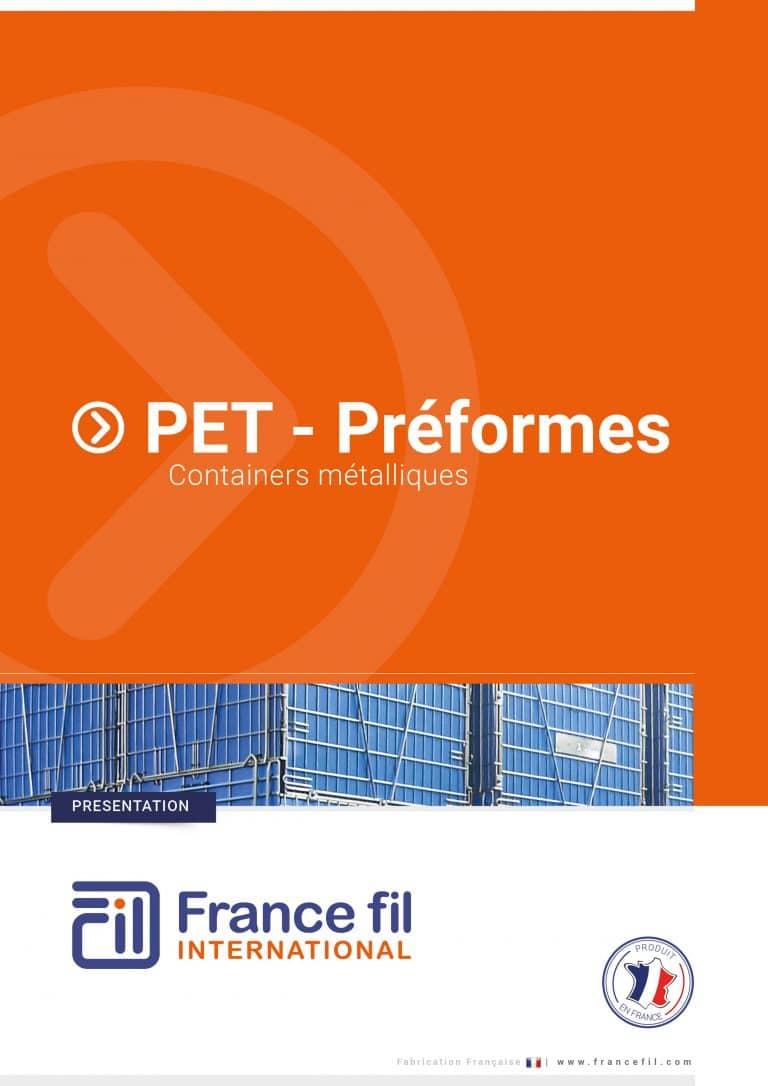 PET Préformes