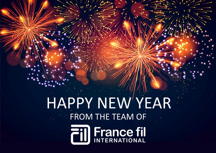France fil - Happy new year 2021