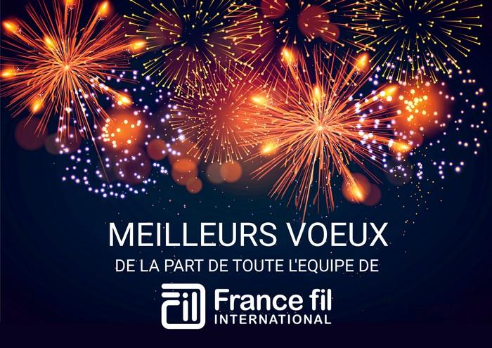 France fil - Bonne année 2021